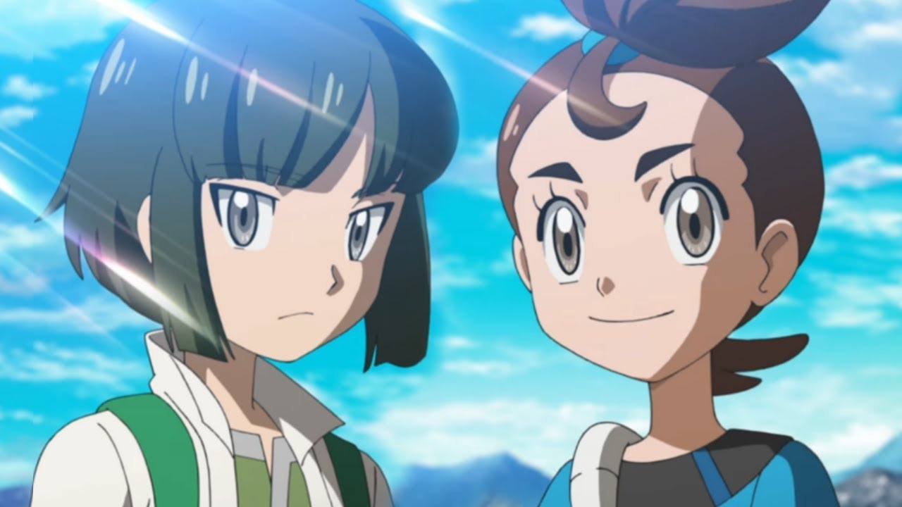Verity And Sorrel In Pokemon The Movie I Choose You Youtube