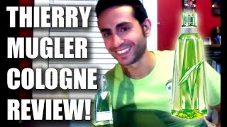 Mugler Cologne by Thierry Mugler Fragrance / Cologne Review