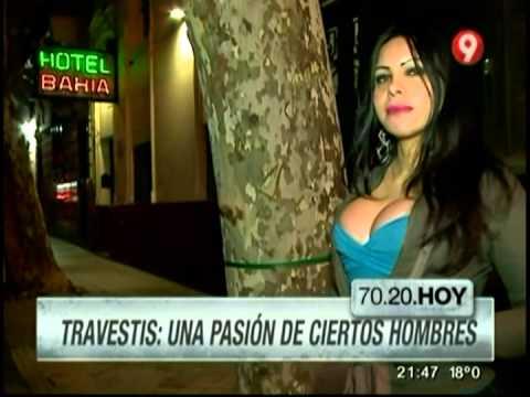 Travestis: Una pasión de ciertos hombres