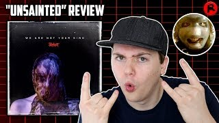 SLIPKNOT - UNSAINTED | METAL SONG REVIEW