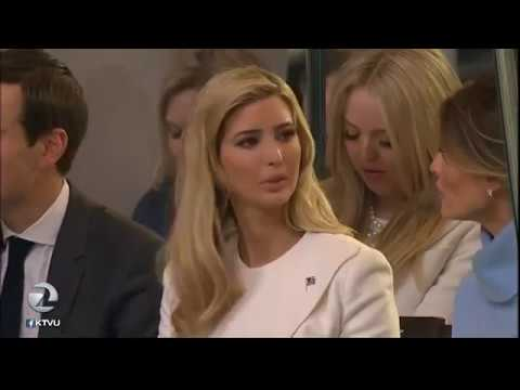 Ivanka Trump takes official unpaid White House role