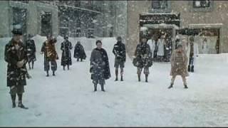 Amarcord (1973): La Neve e il Pavone