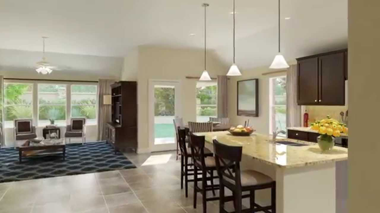 New homes by centex darden floorplan youtube for Design for the home