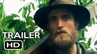 The Lost City of Z International Trailer #2 (2017) Tom Holland Action Movie HD