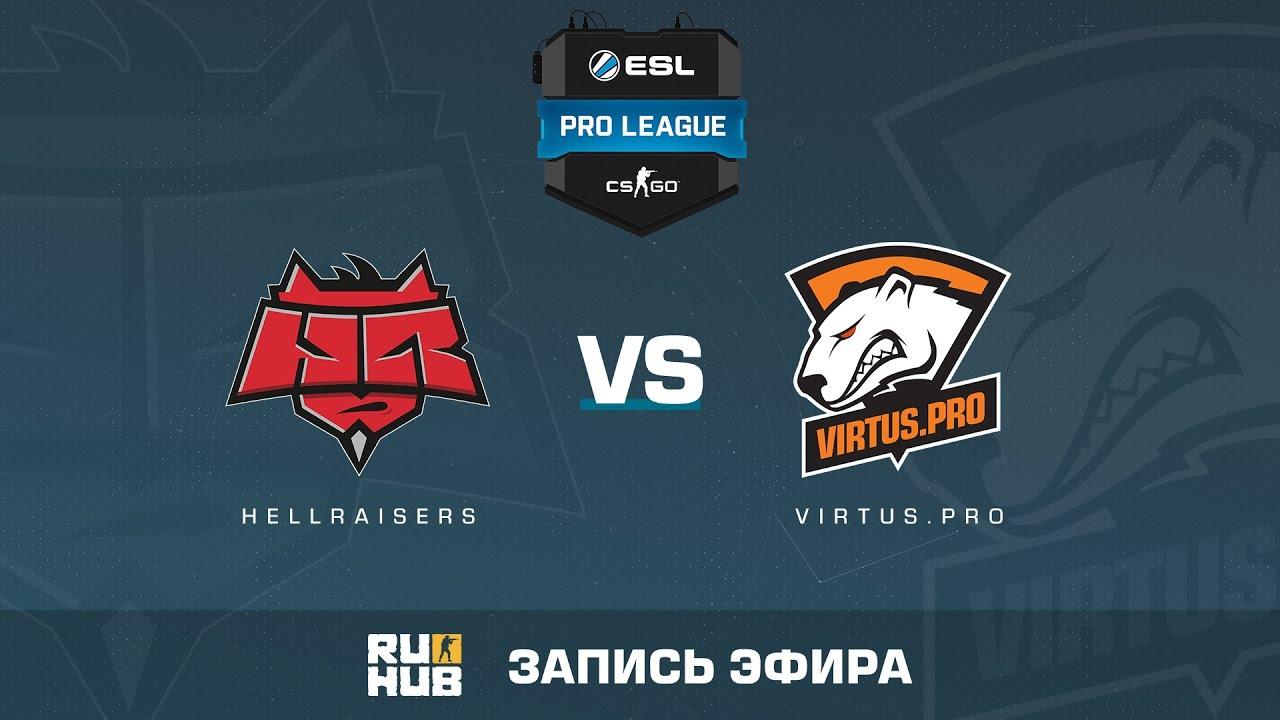 Virtus.pro ведет со счетом 2:0 по картамв финале лиги Parimatch