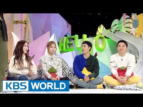 The reason why they are amazed? [Hello Counselor / 2017.03.27]