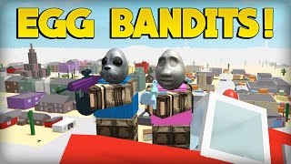 THE EGG BANDITS! - Apocalypse Rising ROBLOX
