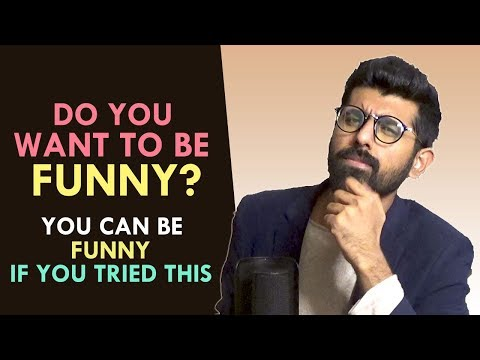 Do you want to be Insanely Funny around People?