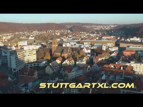 Heidenheim an der Brenz: Ausblick auf Heidenheim an der Brenz