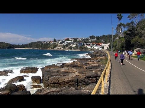 Manly, Sydney's premier beach resort HD