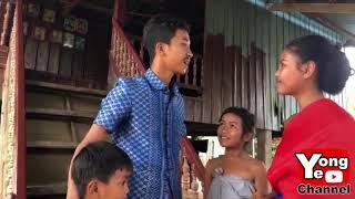 ចំណេះជិះកឯង ខ្វែងជើងក្អែក, new khmer comedy, rathanak vibol