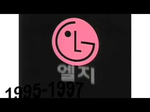 Shock Goldstar LG History Logo 1992 2016
