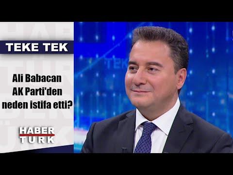 Teke Tek - 26 Kasım 2019 (Ali Babacan AK Parti'den neden istifa etti?)