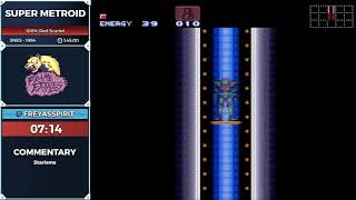 Super Metroid by FreyasSpirit in 1:35:46 - Frame Fatales 2019