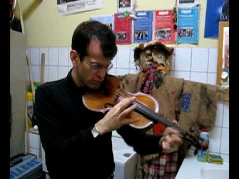 Paganini Caprice #24 - William Harvey, violin