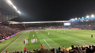 LEEDS UNITED VS WEST BROMWICH ALBION VLOG!   BACK TO OUR BEST!