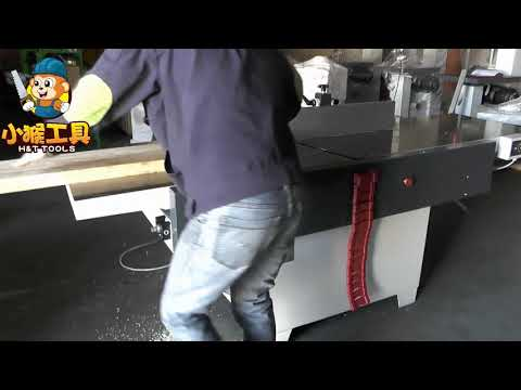 HEAVY DUTY PLANER 600mm width with spiral knives MB506F