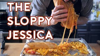 Download Binging with Babish: The Sloppy Jessica from Brooklyn Nine-Nine Mp3 and Videos