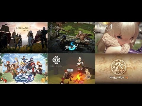 Upcoming Game 2nd Half 2019 & Lineage 2 M News Update