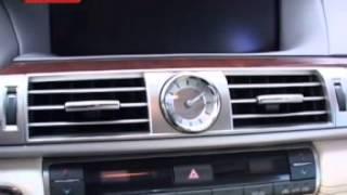 Test drive 2013 new Lexus LS 460