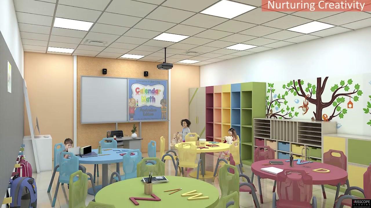 Edify International School Pune Walk Through Youtube