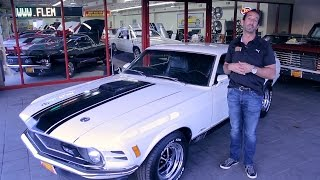 1970 Ford Mustang Mach1 for sale with test drive, driving sounds, and walk through video