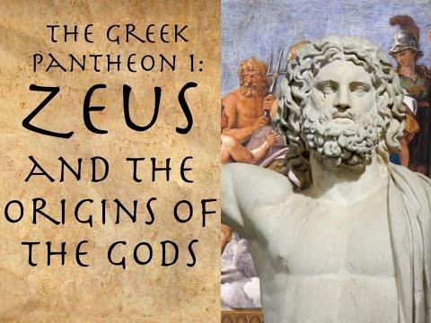 Zeus and the Origins of the Gods