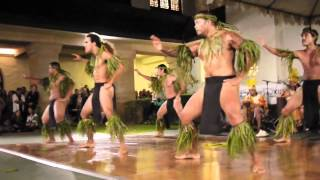 1. Tahitian Male Dancers at Honolulu Academy of Arts - March 30, 2012