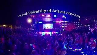 University of Arizona Homecoming 2018 in 360°