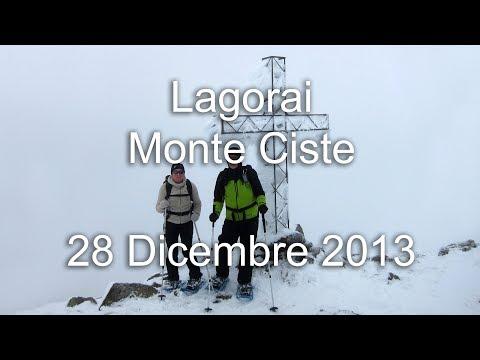 Lagorai - Monte Ciste - 28 Dicembre 2013 - Ciaspole