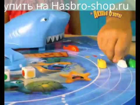 Настольная игра Акулья охота|Hasbro Games