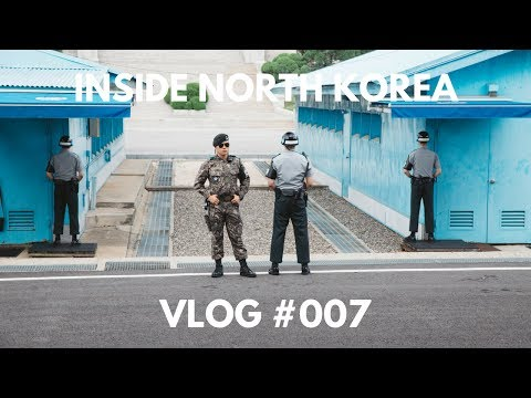SNUCK MY GOPRO INTO NORTH KOREA - VLOG #007