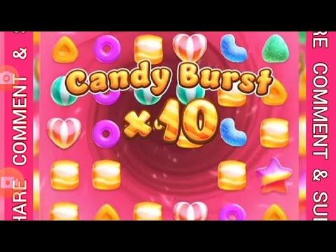ทดลองเล่นสล็อต Candy Burst เกมน่าเล่น 2021