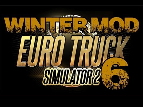 Euro Truck Simulator 2 - Winter Mod - Buying A New Garage