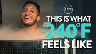 Next-Gen Recovery Tech (Cryotherapy) | Thrive