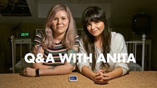 film/photography Q&A with Anita!