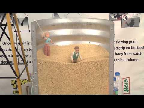 Labor Talk: Grain Bin Safety