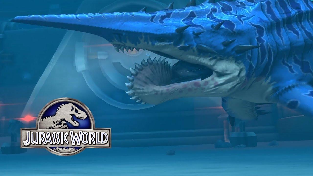✔️Cuối Tuần Cuộc Chiến Dưới Đấu Trường Biển Cả | Jurassic World Khủng Long Game Android, Ios