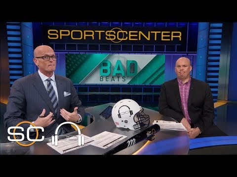 Bad Beats feature Northwestern men's basketball and NC State football | SC with SVP