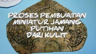 TUTORIAL CARA MEMBUAT MINIATUR JAMANG BARONGAN..!!!