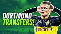 Diese Spieler braucht der BVB! Dortmund Transfer Spezial