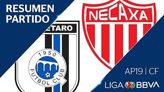 Download Resumen y Goles | Querétaro vs Necaxa | Liga BBVA MX - Cuartos de Final Mp3 and Videos