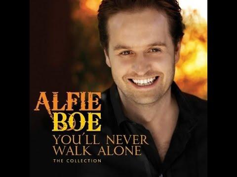Alfie Boe ~ A Living Prayer