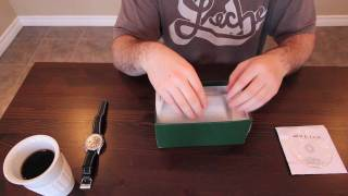 Orbita Voyager Travel Watchwinder Unboxing  & Overview