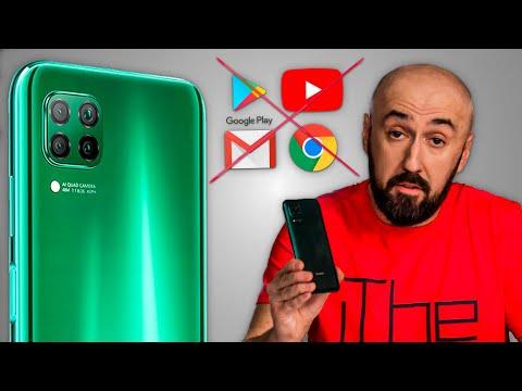Huawei P40 Lite - смартфон без Youtube и хорошей камеры