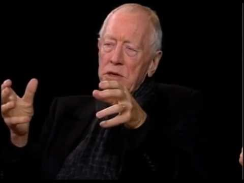 Max von Sydow on Ingmar Bergman