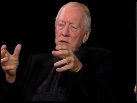 Max von Sydow on Ingmar Bergman