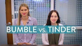 Bumble vs. Tinder