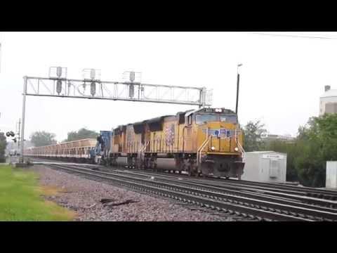 Union Pacific Rock Train