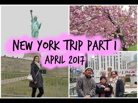 Travel and Collect Memories: NEW YORK TRIP 2017 Part 1
